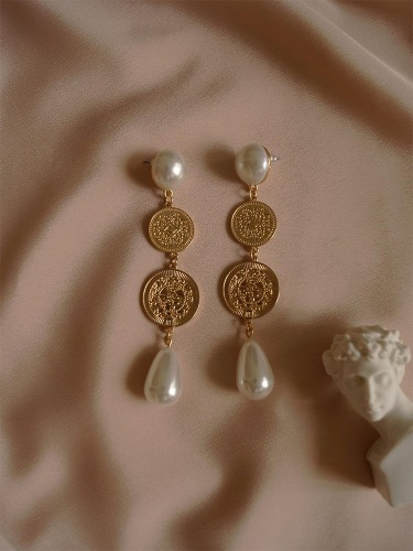 Masha Chandelier Earrings